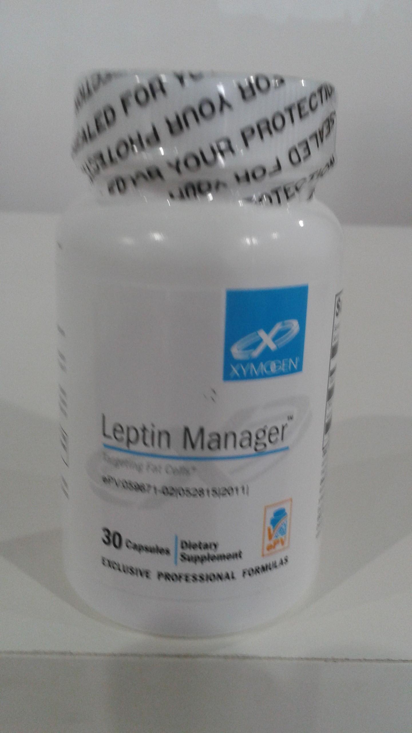 Leptin, the Master Fat Burning Hormone