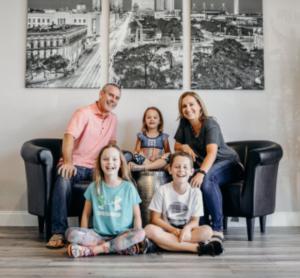 Sarah Treat nutritionist San Antonio family