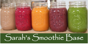 smoothie base