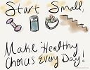 start a healthy daily routine
